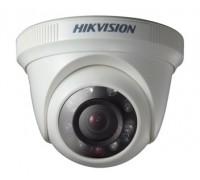 Видеокамера купольная цветная Hikvision DS-2CE55C2P-IRP (3.6 мм)