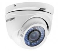 Видеокамера купольная цветная Hikvision DS-2CE55C2P-VFIR3