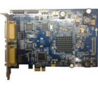 16-канальная плата видеозахвата Hikvision DS-4216HFVI-E