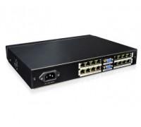16 канальный приемо-передатчик UTP116PV-HD