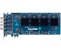 4-канальная HD-SDI плата видеозахвата Dahua VEC8004HD