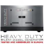 Мощные электростанции HEAVY DUTY от Kоnner & Sоhnen