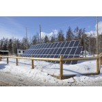 Чому встановлювати сонячні електростанції взимку вигідно