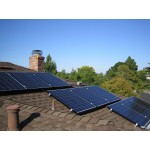 Солнечная электростанция мощностью 2000 Ватт