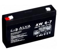 Аккумуляторная батарея Alva AW6-7