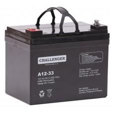 Аккумуляторная батарея Challenger A12-33/35