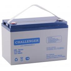 Гелевый аккумулятор Challenger G12-100