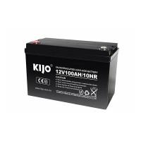 Гелевый аккумулятор 100Ач Kijo JDG12-100