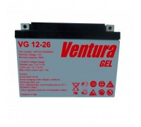 Аккумуляторная батарея Ventura VG 12-26 Gel