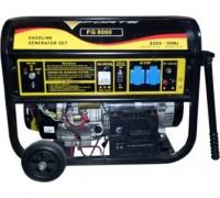 Генератор бензиновый FORTE FG8000EА