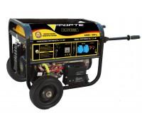 Генератор бензиново-газовый FORTE FG LPG 6500E