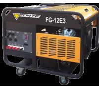 Генератор бензиновый FORTE FG12E3