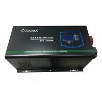 Гибридный инвертор ИБП SolarX SX-LEW2000T, 2 кВт