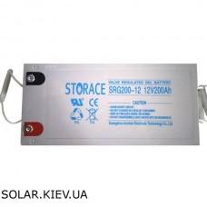Гелевый аккумулятор STORACE SRG200-12