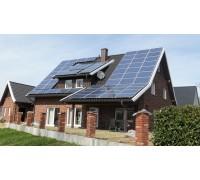 Автономная солнечная электростанция 1,0 кВт