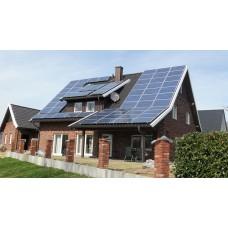 Солнечная электростанция 5000 Ватт