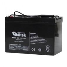 Аккумуляторная батарея Altek 6FM80AGM 12 В 80 Ач