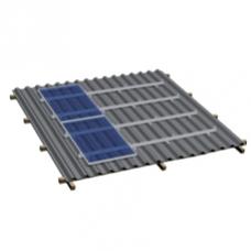 Крепления для солнечных батарей