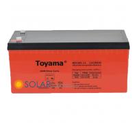 Deep cycle AGM аккумулятор Toyama NPC260-12 (12В, 260Ач)