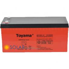 Toyama NPC260-12 (12В, 260Ач)
