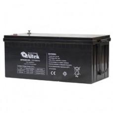 Аккумуляторная батарея Altek 6FM200AGM 12В 200Ач