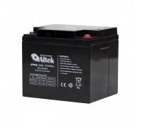 Аккумуляторная батарея Altek 6FM40AGM (12В 40Ач)