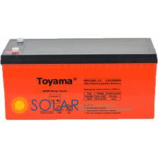 Toyama NPC200-12 (12В, 200Ач)