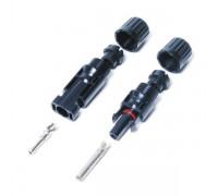 Коннектор MC4 пара (4 мм, 6 мм)