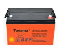 Deep cycle AGM аккумулятор Toyama NPC100-12 (12В, 100Ач)