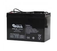 Гелевый аккумулятор Altek 6FM80GEL (12В 80Ач)