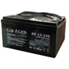 Гелевый аккумулятор Alva AS12-100