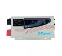 Преобразователь напряжения GPower GP-APC1012E (1кВт, 12В)