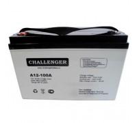 Аккумуляторная батарея Challenger A12-100A (12В 100Ач)
