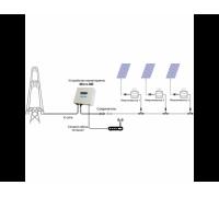 Устройство мониторинга микроинверторов Micro-ME