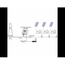 Устройство мониторинга микроинверторов