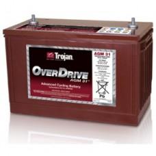 Аккумулятор Trojan OverDrive AGM31