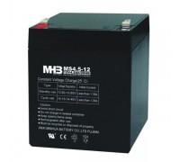Аккумулятор AGM MHB MS4,5-12 (12 В, 4,5 Ач)