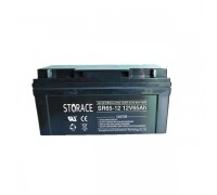 Гелевый аккумулятор STORACE SRG65-12 (12 В 65 Ач)