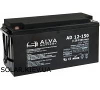 Аккумуляторная батарея Alva AD12-150 (12В 150Ач)