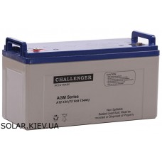 Аккумуляторная батарея Challenger A12-134 (12В 134Ач)