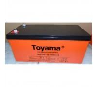 Аккумулятор гелевый TOYAMA NPS200-12 200 Ач, 12 В