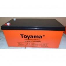 Гелевый аккумулятор Toyama NPS200-12