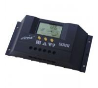 Контроллер заряда JUTA CM3024Z 12/24В 30А