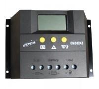 Контроллер заряда JUTA CM5024Z 12/24В 50А