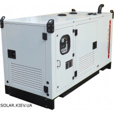 Дизельная электростанция 80 кВт DALGAKIRAN DJ110CP  в капоте