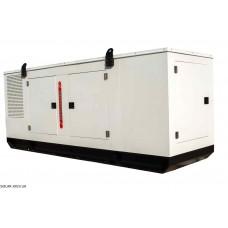 Генератор дизельный 158 кВт DALGAKIRAN DJ198CP в капоте