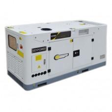 Дизельная электростанция 22 кВА, 3 фазы, KEYPOWER KP20