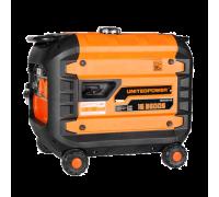 Генератор бензиновый 3 кВт UNITED POWER IG3600S (1 фаза, инверторный)