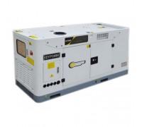 Дизельная электростанция 27,5 кВА, 3 фазы, KEYPOWER KP25