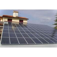 Сетевая станция 30 кВт под Зеленый тариф для домовладения